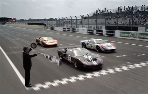 This time tomorrow is a documentary about the 1966 24 hours of le mans victory by the ford motor company, now the subject of a major hollywood film named ford v. 50 Year Anniversary of Ford vs Ferrari at Le Mans 2016 - Wilson's Auto Restoration Blog