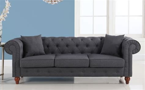 chesterfield sleeper sofa grey chesterfield sofa bed surferoaxaca com