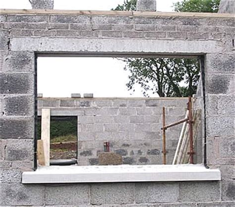 Prefabricated Window Sills by Hasson Concrete Lintels No 1 For Precast Concrete Products