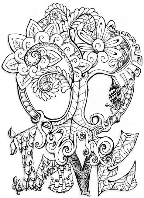 Celtic Tree Of Life Coloring Pages at GetColorings.com
