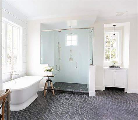 Grey Brick Style Bathroom Tiles With Lastest Creativity. Cambria Quartz. Bathroom Cabinets Ideas. Mr Landscape. Austin Architects. Rustic Storage Bench. Jennifer Grey. Cheap Modern Coffee Tables. Nice Home