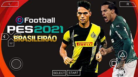 Each team play each other once all matches are bo1; NOVO PES 2021 PARA ANDROID COM BRASILEIRÃO & EUROPEUS 100% ATUALIZADOS PPSSPP, PC, PSP