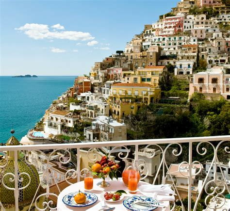 Luxury Hotel In Positano Amalfi Coast Le Sirenuse