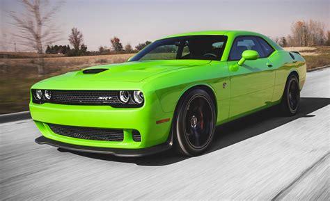 2015 Dodge Challenger Srt Hellcat Manual Test