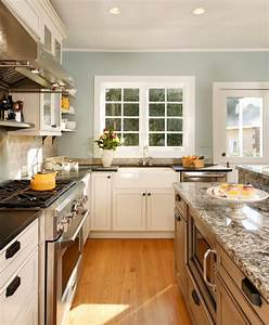 quotmodernquot country kitchen traditional kitchen dc With kitchen colors with white cabinets with french style candle holders