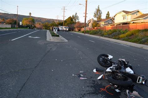 Man Killed In Motorcycle Accident
