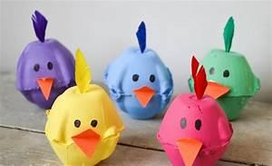 Bricolage De Paques : joyeuses p ques avec les 25 id es de bricolage pour enfants ~ Melissatoandfro.com Idées de Décoration