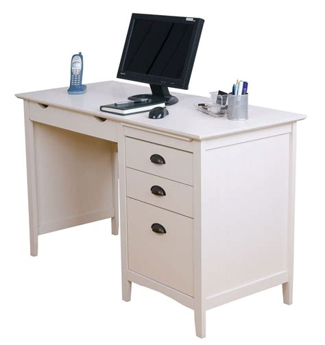 small white desk with drawers home office desk with drawers white l shaped computer