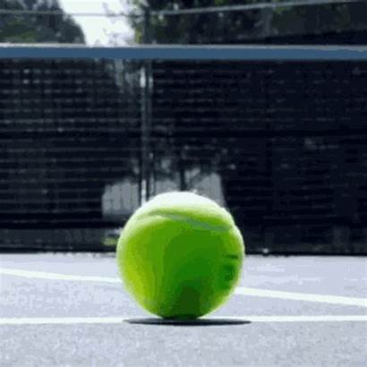 Tennis Ball Gifs Spinning Tenor Bounce