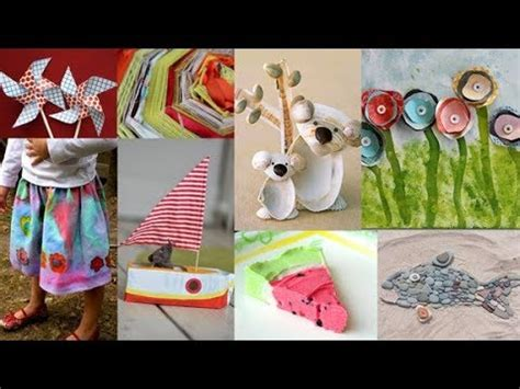 christmas craft for younsters top 40 summer crafts ideas for 2018 boys and diy for school yarn