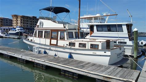 Boat Slip Quincy by 1980 Bristol Aft Cabin Must Sell Incl Slip Power Boat For Sale