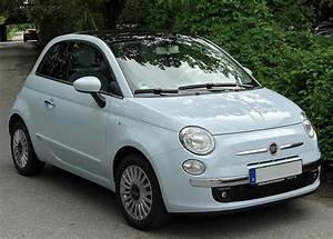 Photo Fiat 500 : fiat 500 2007 wikipedia ~ Medecine-chirurgie-esthetiques.com Avis de Voitures