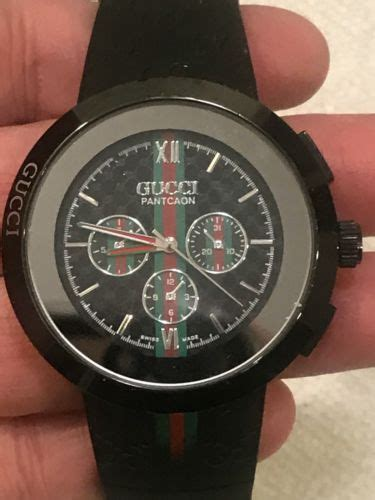 gucci serial number lookup watch