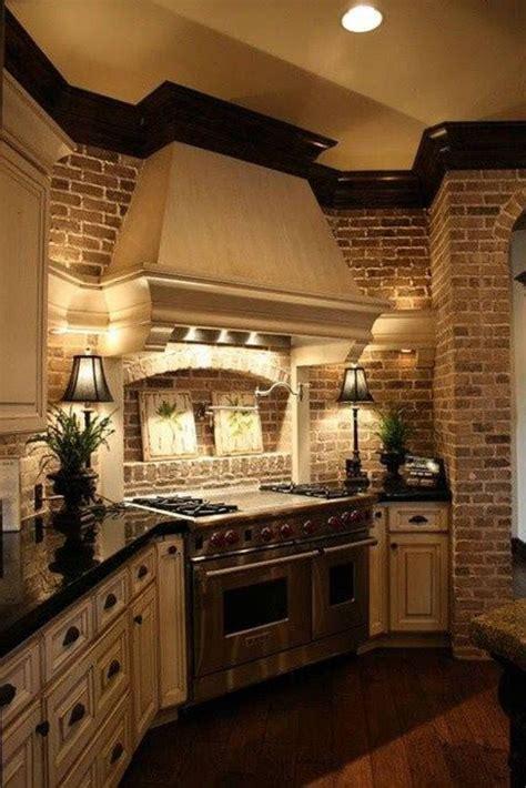 brick in kitchen stunning old world style kitchens elegant old world style kitchens better home and garden