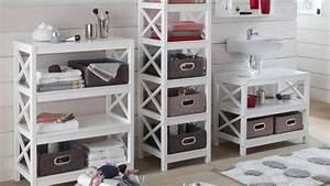 Meuble Salle De Bain Rangement : paniers rangement salle de bain maison design ~ Dailycaller-alerts.com Idées de Décoration