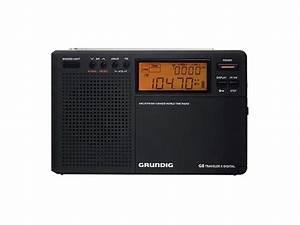 Eton Am  Fm  Shortwave Radio Grundig Satellit 750