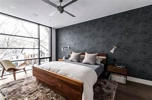 Schlafzimmer Design Ideen : ideen f r m nnliches schlafzimmer design ~ Sanjose-hotels-ca.com Haus und Dekorationen