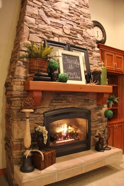 Decoration For Fireplace - like this mantle for the home mantles