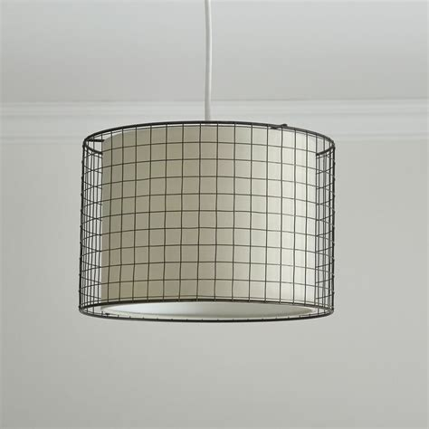 wilko wire cage shade hessian at wilko