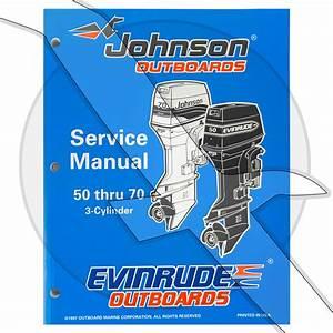 Johnson Evinrude 1998 50hp