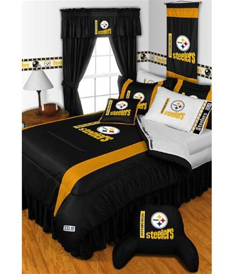 best 28 pittsburgh steelers comforter sets size new