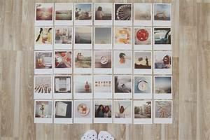 Idee Für Fotowand : magnoliaelectric originelle idee instagram origrami photo idea ~ Markanthonyermac.com Haus und Dekorationen