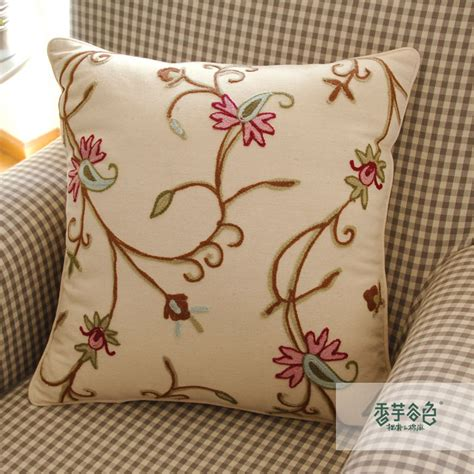 3 Awesome Decoration Embroidered Cushion Covers Blogbeen