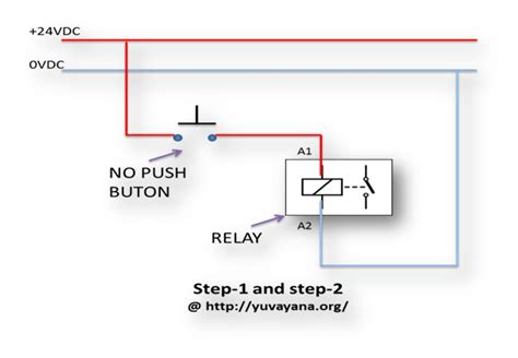 how to create relay logic circuit with exles engineer s portal