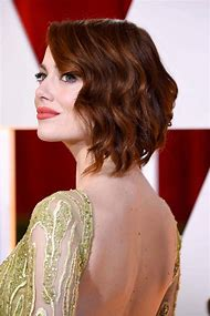 Emma Stone Hairstyles Short Hair