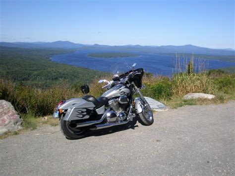 Rangeley Lakes Scenic Byway In Routes