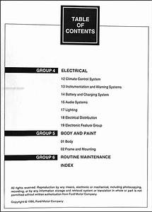 20ford Explorer Mountaineer Service Shop Manual Set 2 Volume Set And The Wiring Diagrams Manual