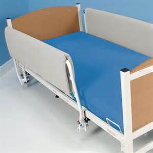 Hospital Bed Side Rail Covers