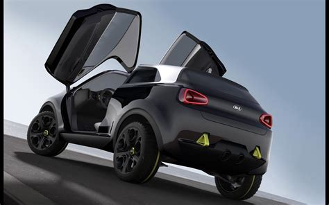 Kia Niro Concept by 2013 Kia Niro Concept Static 6 2560x1600 Wallpaper