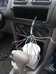 Toyota Corolla Questions - What Are Color Codes For Stereo Wires On A 1993 Toyota Corolla