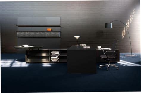 ceo executive office  modern interior design concept