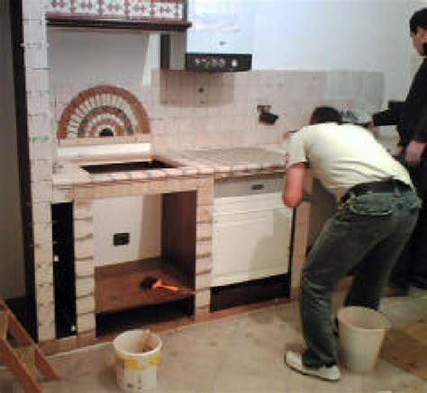 cucina in muratura esterna casa moderna roma italy cucine in muratura esterne