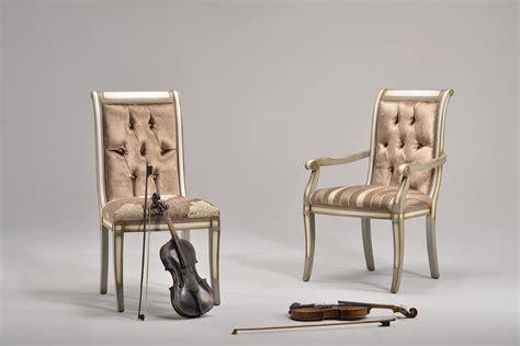 Sedia Classica In Faggio, Vari Colori, Per Camera Da Letto