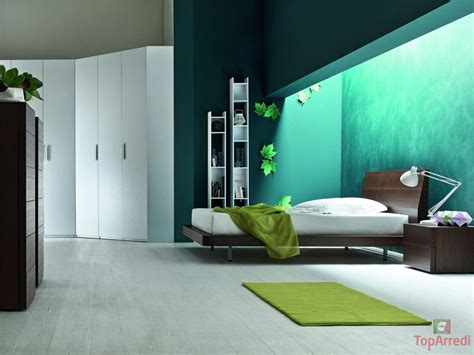 Modern Wall Colors For Bedrooms With Dark Furniture