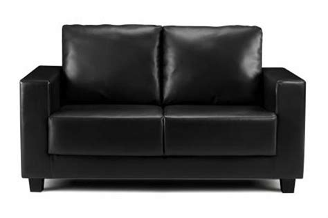 the leather sofa co prices bedworld discount boxa black faux leather sofa review