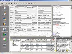 download free cvplus visual recruitment software cvplus With recruiting database template