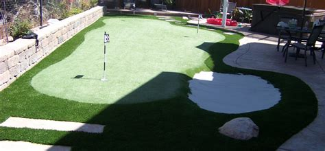 How Much Do Backyard Putting Greens Cost by How Much Does Artificial Grass Cost Turf Prices Guide