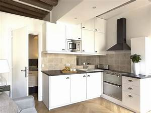 decoration cuisine d appartement With deco petite cuisine appartement