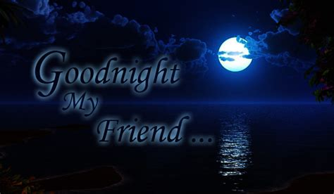 good night  friend pictures   images