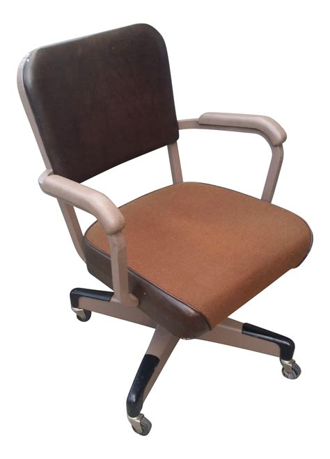 Office Chairs Industrial by Vintage Industrial Office Chair Chairish