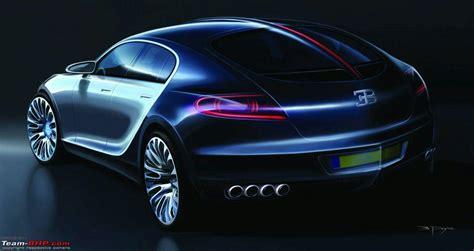 4 Door Bugatti 16 C Galibier Concept