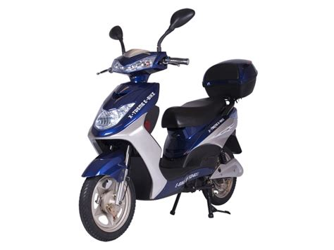Extreme Motor Sales> Extreme Xb-504 Electric Moped