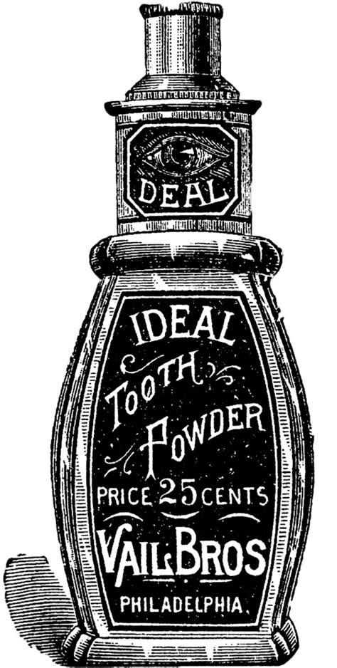 vintage images  bottles toiletries