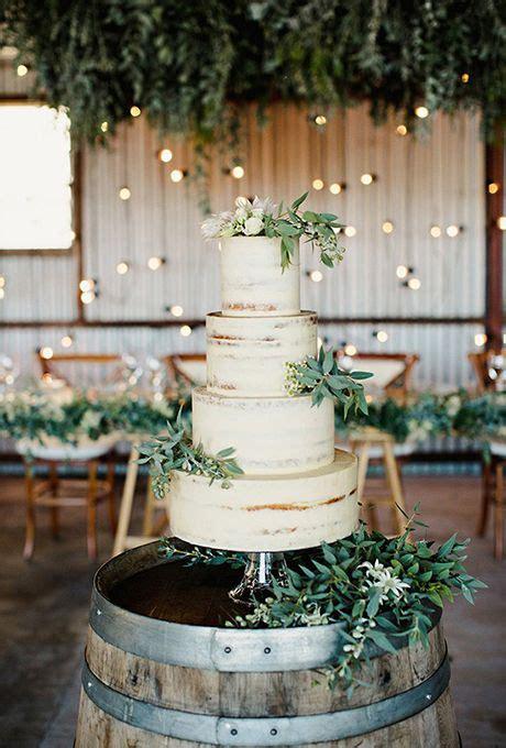 Best 25 Rustic Wedding Cakes Ideas On Pinterest