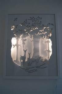 Tableau En Bois Décoration : 17 best ideas about lampes en papier on pinterest papier m ch lumi re en papier et salle de f es ~ Teatrodelosmanantiales.com Idées de Décoration