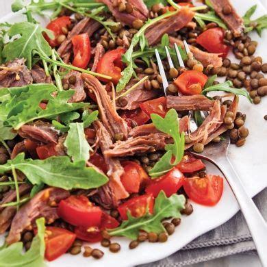 lentilles cuisiner les 25 meilleures idées de la catégorie salade de
